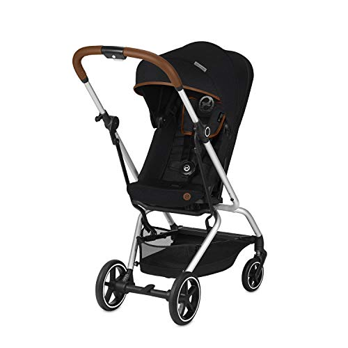 CYBEX Eezy S Twist+ Denim Noir