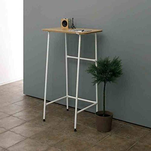 YP Lazy Tisch, zusammenklappbar, Stehtisch, Computertisch, mobiler Schreibtisch, einfacher moderner Schreibtisch, Lehrerpodium, 60 x 40 x 10,35 cm, platzsparend