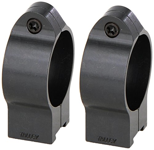 Talley Rimfire Rings for CZ Scope Mount, Blue, 1-Inch/Low