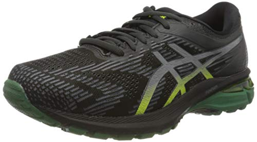 ASICS Mens 1011A874-020_44 Running Shoes, Graphite Grey Black, EU