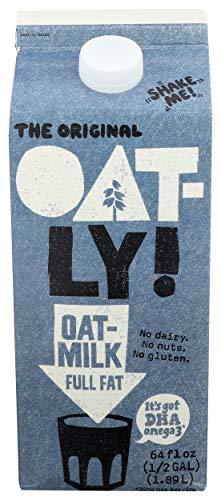 Oatly, Milk Oat Full Fat, 64 Fl Oz