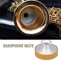 サックスミュートダンパー、サックスミュート、アルトサックス音楽愛好家のための楽器パート