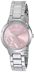 Fastrack Analog Dial Women's Watch (Pink, 6150SM04)-NK6150SM04,Fastrack,NK6150SM04