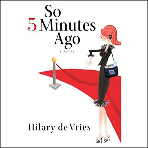 So 5 Minutes Ago audiobook cover art