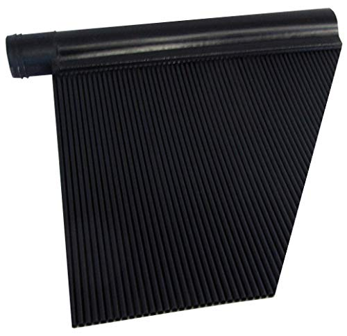 2-2'x12' Solar Pool Heater w/Diverter and Roof/Rack Mounting Kit & LiquidHeat Solar Blanket