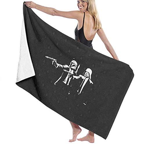 U/K Una toalla de baño de Star Wars Mashup de secado rápido