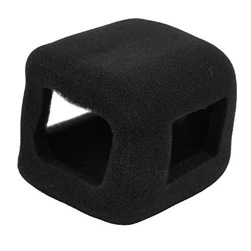 01 Espuma WindSlayer, Cubierta de Esponja Negra para cámara, Reduce el Ruido del Viento Espuma Flexible Ligeramente elástica 5 sesiones para fotógrafos Go Pro Hero 4 sesiones