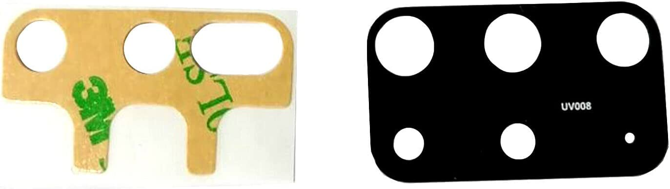 Rear Back Camera Glass outlet Lens Samsung OFFer Replacement Adhesive for Gal