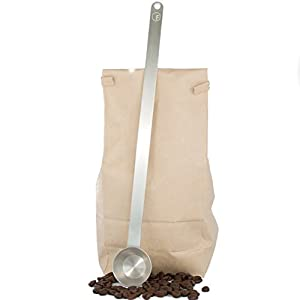 Extra Long Stainless Steel Coffee Scoop