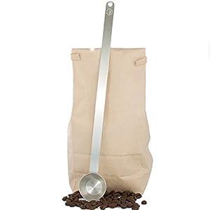 Extra Long Stainless Steel Coffee Scoop