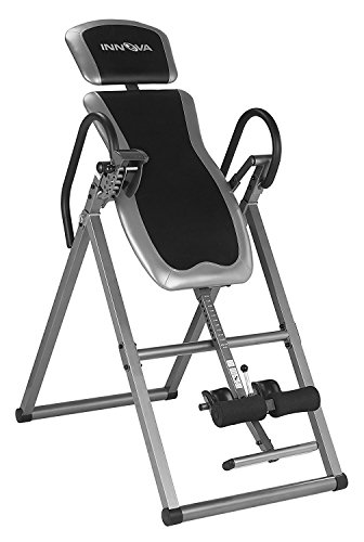 Best Deals! Inversion Therapy Table Heavy Duty Gravity Back Pain Relief Ab Stamina Inverse