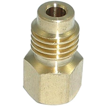 FJC 6014 Vacuum Pump Adapter , yellow