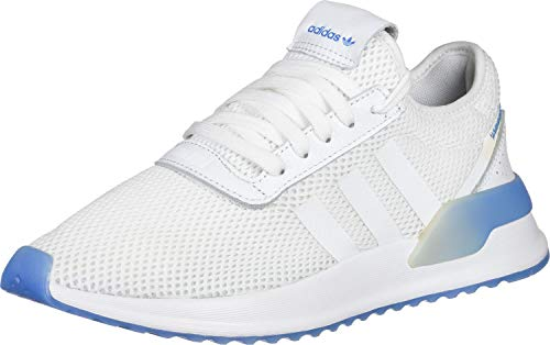 adidas U_Path X W, Zapatillas para Mujer, Blanco (FTWR White/Real Blue/Night Met 10013356), 38 EU