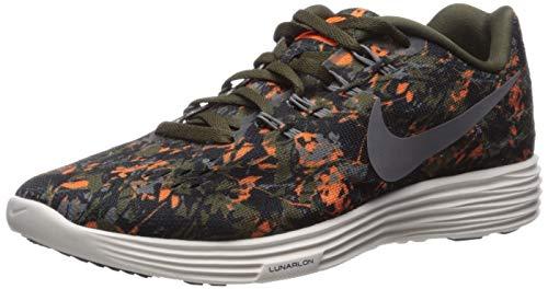 Nike Herren Lunartempo 2 Print Laufschuhe, Khaki, 37.5 EU
