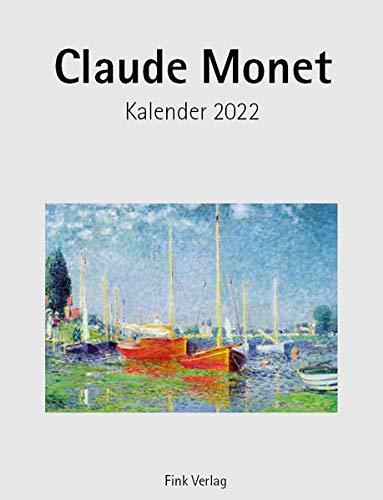 Claude Monet 2022: Kunst-Einsteckkalender