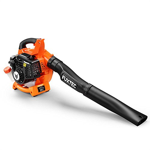 FUXTEC FX-LB126 | Benzin-Laubbläser | Gartenbläser
