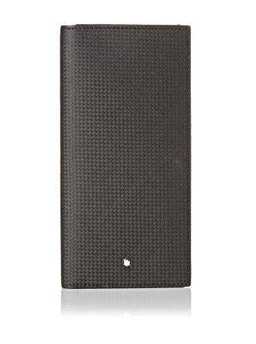 Montblanc Montblanc Extreme Caja para Tarjetas de Visita, 16 cm, Negro (Schwarz)