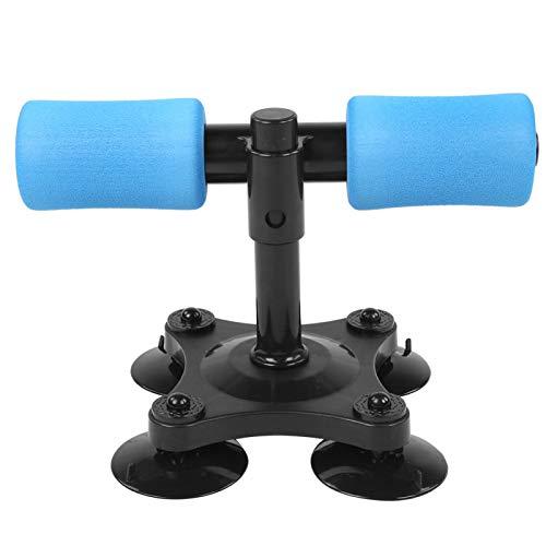 SALUTUYA Máquina de Fitness Abdominal Ligera fácil de Instalar para Equipos de Fitness, para el hogar(Blue)
