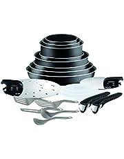 Tefal Ingenio Essential Batterie de cuisine 20 pièces - L2009702 - Induction incompatible