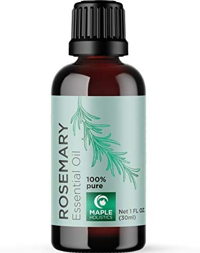 Rosemary Essential Oils Therapeutic Grade - Pure Rosemary Oil for Hair Skin and Nails - Rosemary Essential Oil for Hu...
