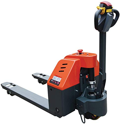 Full Electric Pallet Jack Lithium Power Truck