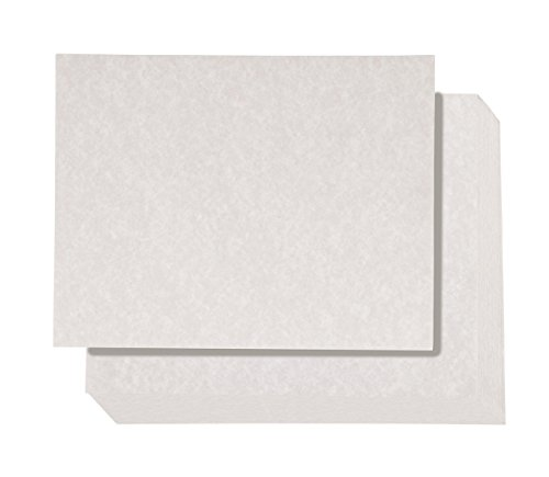 Vintage Stationery Paper (Light Grey, 8.5 x 11 In, 96 Sheets)