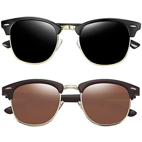 Joopin Semi-Rimless Sunglasses Now $12.88 (Was $27.99)