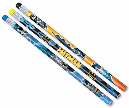 Amscan International Batman Bleistifte
