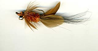 Haggerty Hellraiser Flies - Crayfish, Bug, Sculpin - Set of 3