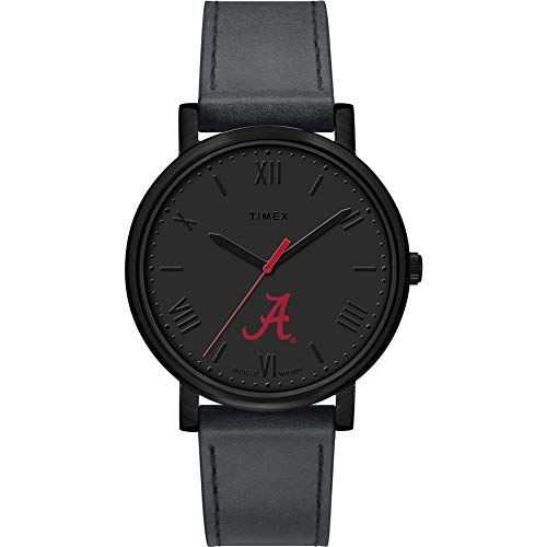 Timex Ladies Alabama Crimson Tide Bama Watch Black Night Game Watch