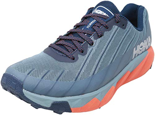 Hoka Torrent, Zapatillas de Trail-Running por Hombre, Gris (MoonlitOcean/Lead Mold), 44 2/3 EU