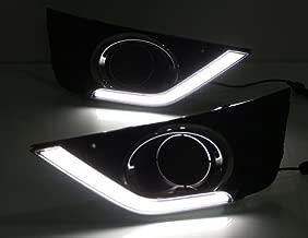 Auto-Tech LED light Daytime Running Light, Retrofit LED with white light DRL kit For Honda BRV BR-V 2015-2017
