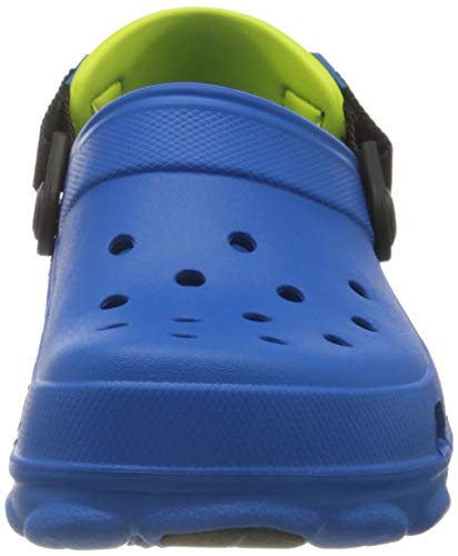 Crocs Kids' Classic All Terrain Clog , Bright Cobalt, 1 Little Kid