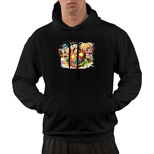 Vdaras - Sudadera con capucha para hombre, diseño de Scratchmen Apoo O-N-E-Piece
