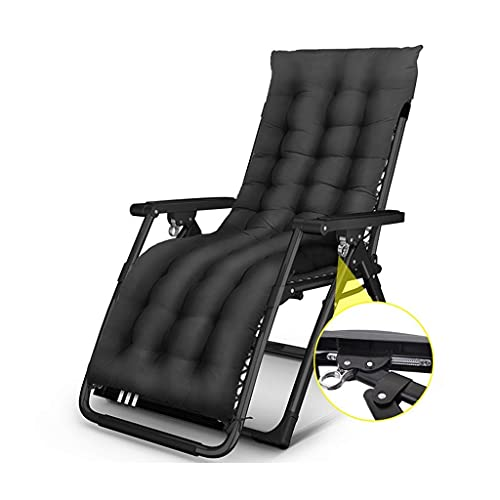 Sywlwxkq Zero Gravity Chairs, Beach Chairs, Folding Reclining, Lounger Deck Chairs, Sun Loungers, Super Width 67CM, Made From Steel Frame And Textoline Fabric (Color : 11)