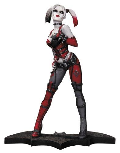 Batman Arkham City Harley Quinn Statue