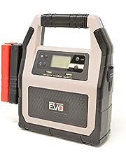 BEAST POWER EVO ジャンプスターター 12V 24V 大容量 42000mAh ガソリン/ディーゼル車対応 最大電流 1000A 安全保護機能付き 充電用USBコード付き