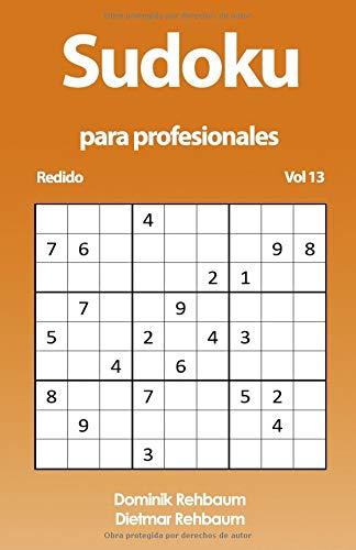 Redido Sudoku para profesionales   Vol 13
