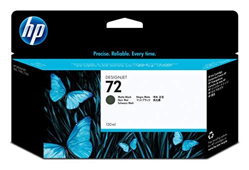 Inkjetpatrone, Gruppe 72, Inhalt 130ml, schwarz matt