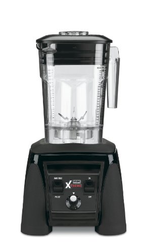 Waring Commercial MX1200XTP Xtreme Hi-Power Variable-Speed Food Blender with Copolyester Container, 48-Ounce