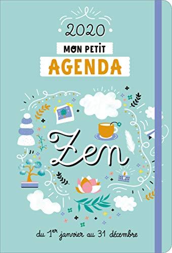 Mon petit agenda zen 2020 : Du 1er janvier au 31 décembre