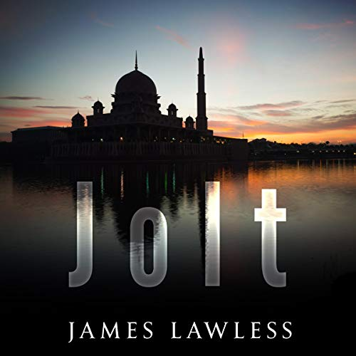 Jolt audiobook cover art