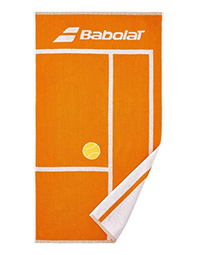 Babolat - Toalla de mano, color naranja
