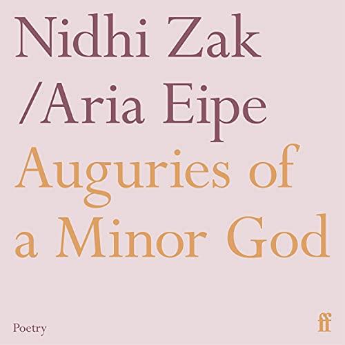 『Auguries of a Minor God』のカバーアート