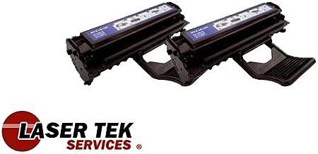 Laser Tek Services® 2 Pack Premium Compatible ML-2010d3 Toner Cartridge for the Samsung ML-2010 ML-1610