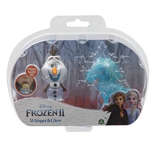 Giochi Preziosi Disney Frozen 2 Whisper and Glow Double Bllister Olaf and The Nokk