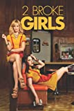 2 Broke Girls Notebook: - 6 x 9 inches with 110 pages