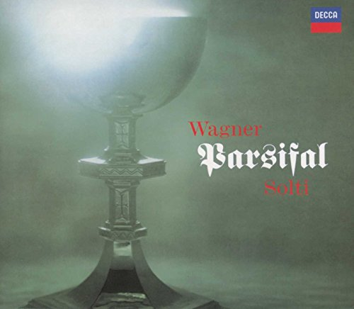 Price comparison product image Wagner: Parsifal [4 CD / Blu-ray Audio Combo]
