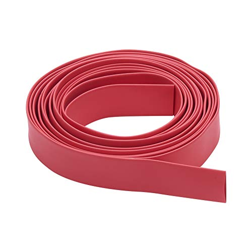 Othmro 1PCS Heat Shrink Tubing 2:1 Electrical Wire Cable Wrap Assortment Electric Insulation Heat Shrink Tube Red