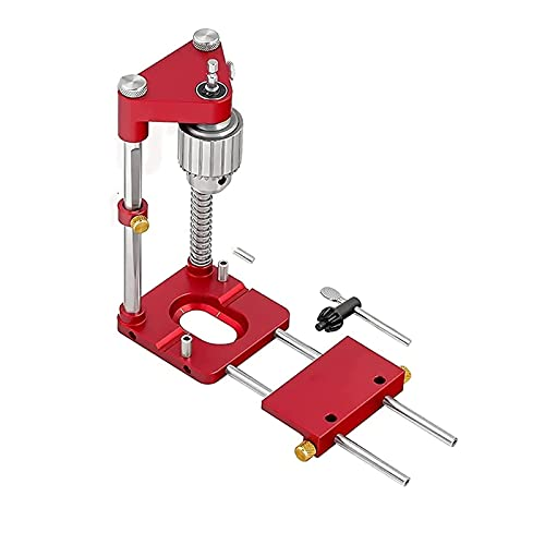 2021 El nuevo posicionador profesional de la herramienta de la herramienta de carpintería, Mini Bench Drill PRENSE MÁQUINA CON ALTA VELOCIDAD, PUNCHO DE MAYORÍA PUNTAMIENTO DE PUNTAMIENTO GUÍA DE PLAZ